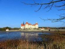 Moritzburg beim Fischfest