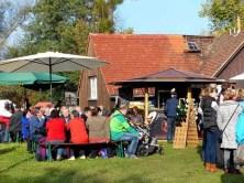 Gemütliches Beisammensein Fischfest Moritzburg