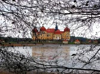 Schloss Moritzburg zum Fischerfest