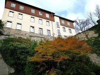 Herberge Hotel Burg Hohnstein
