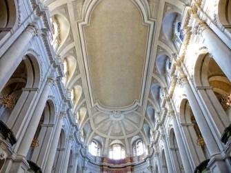 Decke Kirchenschiff