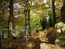 Park Burg Hohnstein