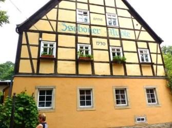 Fachwerkhaus Zschoner Mühle