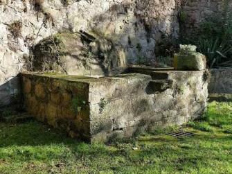 Brunnen aus Stein