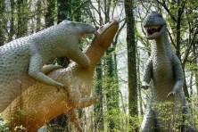 Wenn 3 Saurier sich streiten
