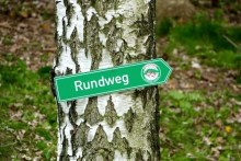 Rundweg Wildpark Osterzgebirge