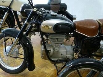 DDR Museum Motorrad