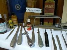DDR Museum Arztbesteck Wartezimmer