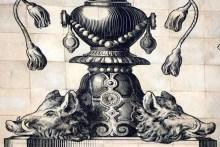 Ornamente Fürstenzug Dresden