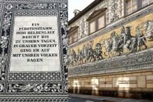 Spruch Fürstenzug Dresden