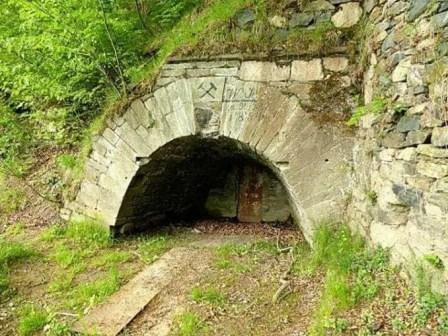 Bergbau Tor Zschopautal