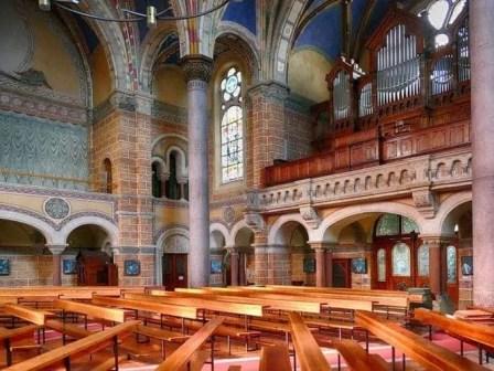 Garnisonkirche St. Martin in der Albertstadt
