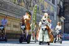 Stadtführung Dresden mit dem Segway + SEG-City bietet 5 verschiedene Segway Touren + Individuelle Touren möglich + Sollte jeder einmal gemacht haben