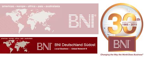 Dresdner BNI-Chapter begrüßte Gäste aus Südafrika - Computer-Experte aus Newcastle auf Deutschland-Business-Rundreise