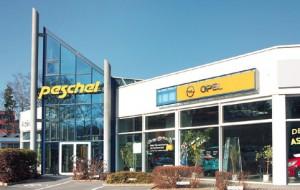 Autohaus Peschel - Dresden-Klotzsche Der neue Astra. PREMIERE AM 10. OKTOBER 2015 im Autohaus Peschel GmbH & Co. KG