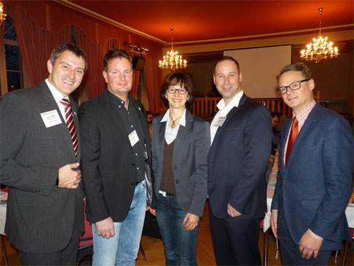 """Seit heute neues Unternehmernetzwerk in Döbeln - BNI Deutschland Südost gründete in der Weißen Taube das Chapter """"Erich Heckel"""""""