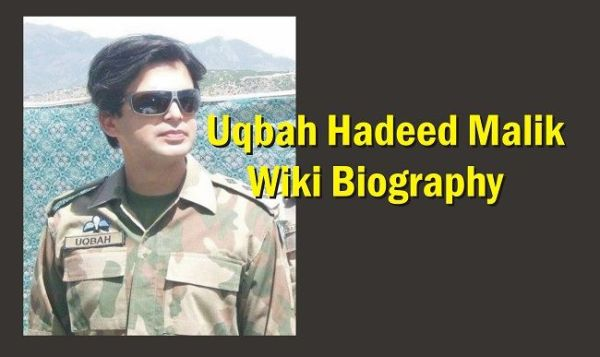 Uqbah Hadeed Malik Wiki, Age, Bio, Net worth, Wife, Father ...