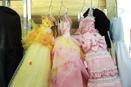 カラー(カクテル)ドレス・パーティドレス