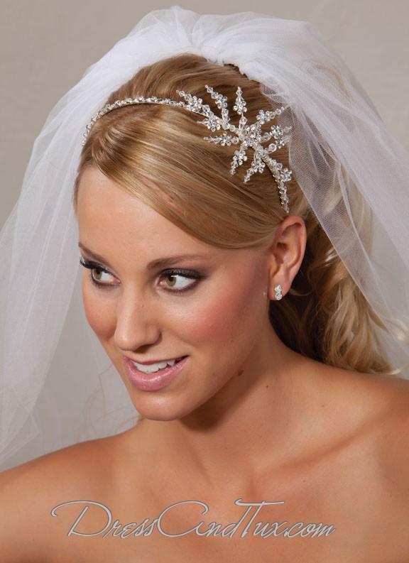 Snowflake Tiara IB2857 7999 Dress And Modest Wedding Dresses Gowns Toddler