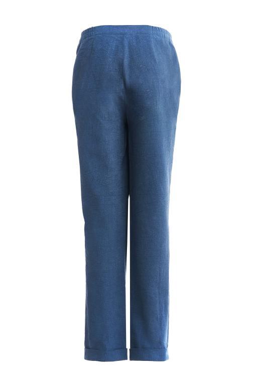 Blue-ramie-pants