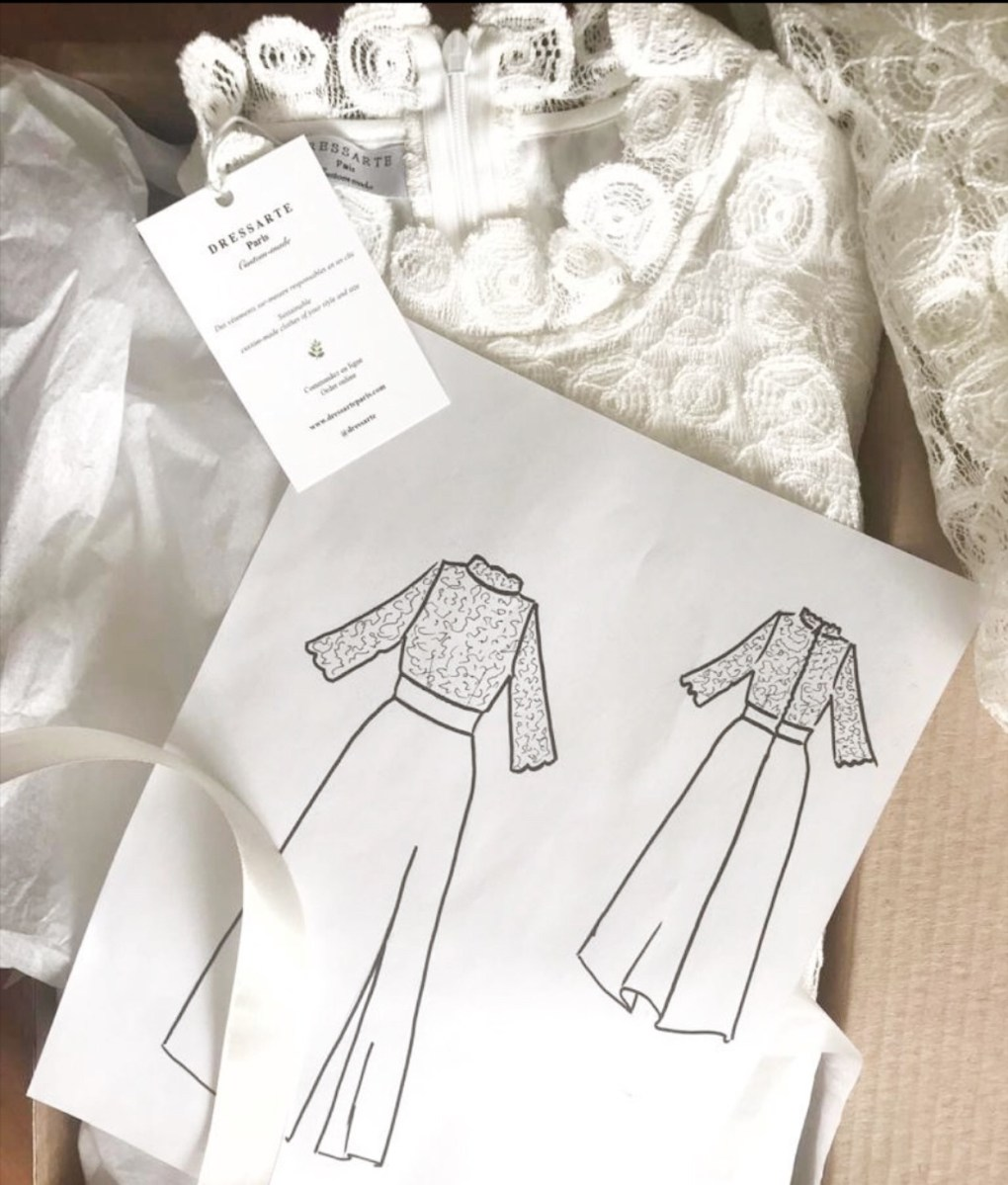 Custom-made sustainable clothes