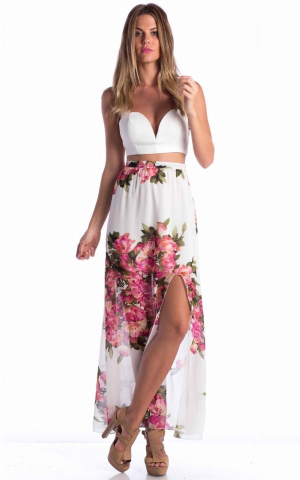 Beach Wedding Maxi Dress
