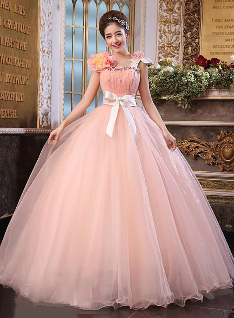 Tulle Gown Dressed Up Girl