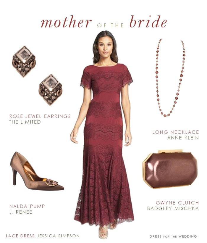 Wedding Attire Mothers