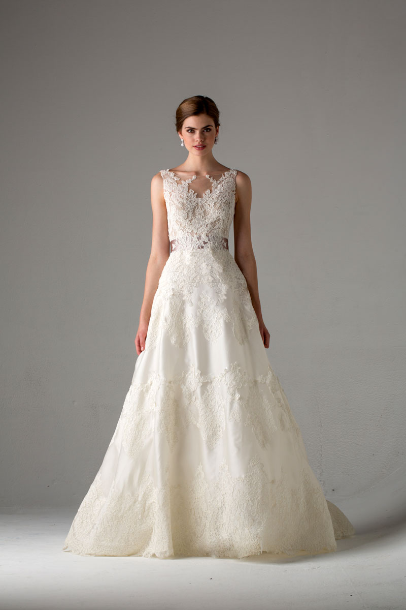 Fall Wedding Gowns