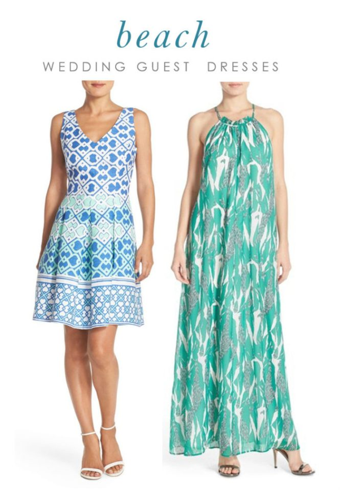 Dress Ideas For Attending A Beach Wedding What To Wear Summer Outfit