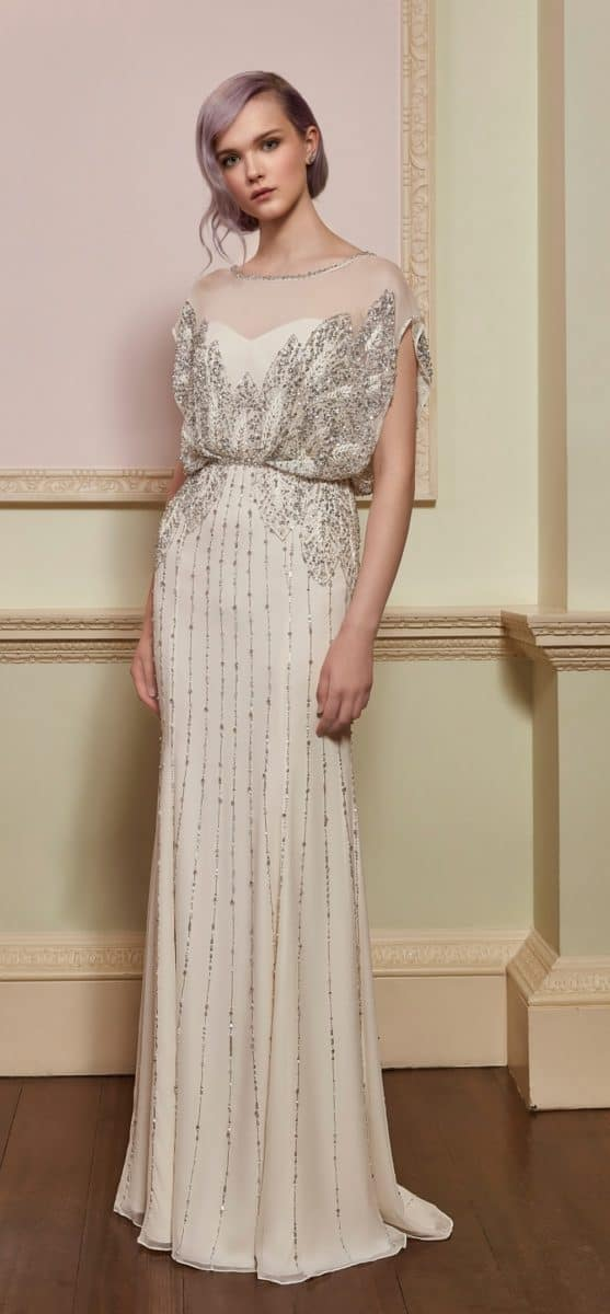 Jenny Packham Bridal Collection Spring 2018 Dress For
