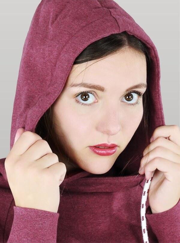 Mikina s kapucí MELAWEAR