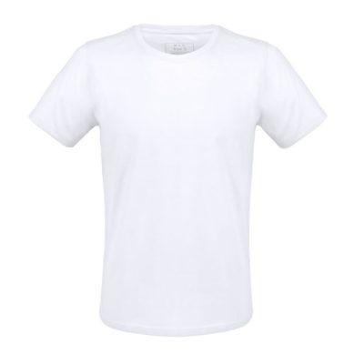 Pánské udržitené tričko Melawear bílé