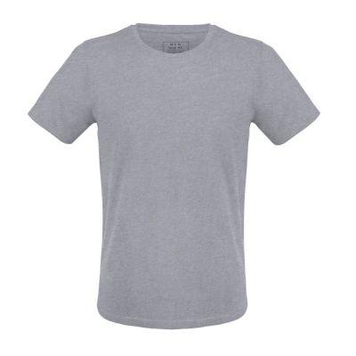 Pánské udržitelné tričko Melawear šedé
