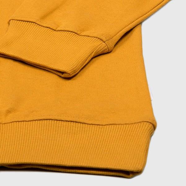 Pánská udržitelná mikina Molmoe Mustard