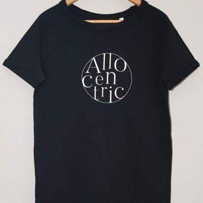 Slou trikošaty černé front