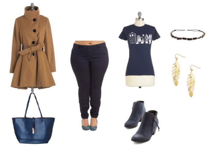 Cute and Edgy Looks for the Woman on the Go!