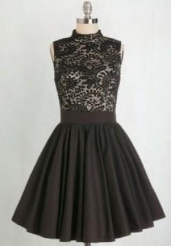 dressing room 8 black dress