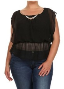 dressing room 8 off shoulder top 3