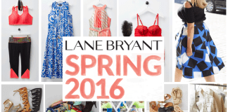 lane bryant 2016 spring collection
