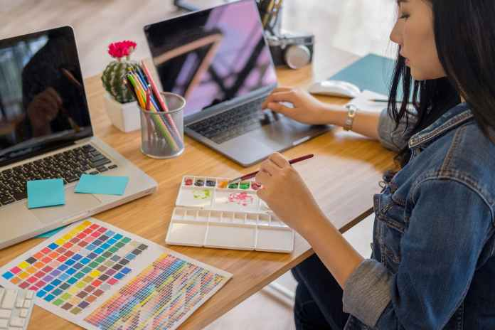 5 Ways Any Woman Can Be More Organized Working from Home
