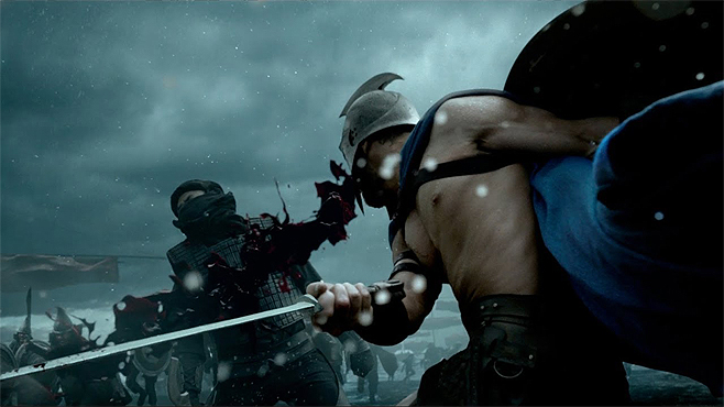 300-Rise-of-an-Empire-Violence
