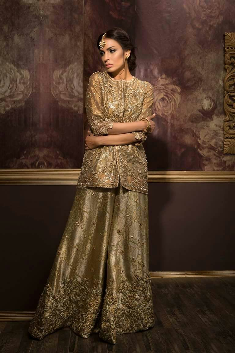 Dark Champagne Florence Dress 2017 Collection