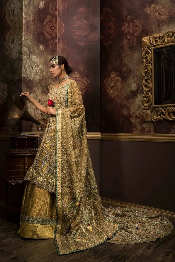 Amber Bridal Lehenga UK