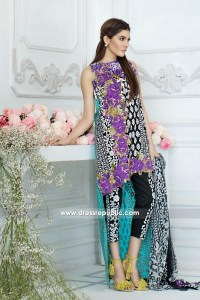 DRP6221 - Sana Safinaz Lawn 2017 Collection