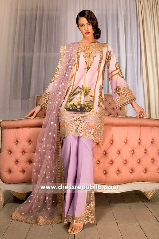DRP6281 - Sobia Nazir Spring Summer Lawn 2017