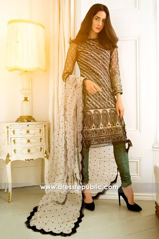 DRP6288 - Sobia Nazir Spring Summer Lawn 2017