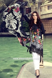 DRP6306 - Maria B Lawn Collection 2017