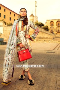DRP6340 - Elan Lawn SS17 Collection