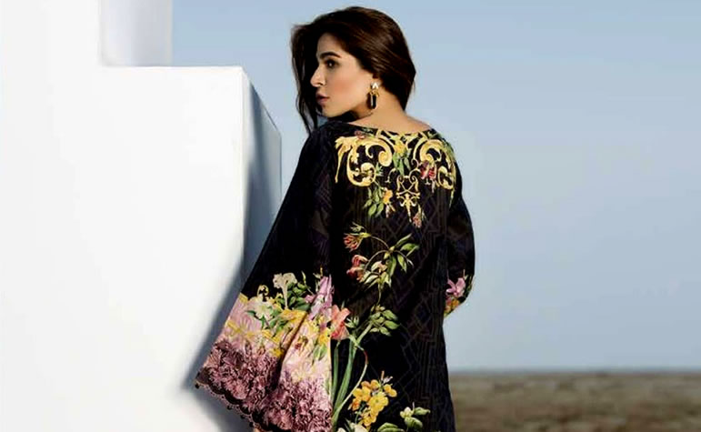 Crimson Lawn by Saira Shakira Available Now